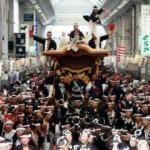 岸和田だんじり祭2015の観覧席と交通規制について!テレビのライブ中継も例年通りあるのか?