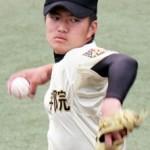 朝山広憲は怪我の影響がなく甲子園後にはドラフトにかかるのか?父親もすごい野球選手だったらしい。