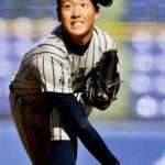 平沼翔太はバッティングもすごかった!球種や彼女についても調べた。ドラフトでは抽選確実か